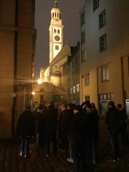 Perlachturm in Augsburg